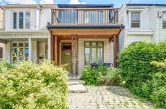 Real Estate Listing  131 Palmerston Ave Toronto